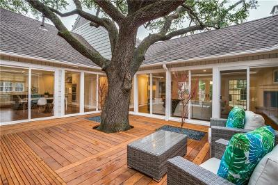 Single Family Home For Sale: 4729 San Gabriel Drive