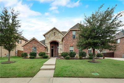 Prosper Single Family Home For Sale: 260 Wilson Drive