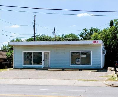 Irving Commercial For Sale: 105 S Story Road