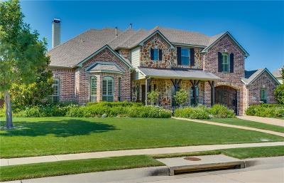 Prosper Single Family Home For Sale: 1141 Three Rivers Drive