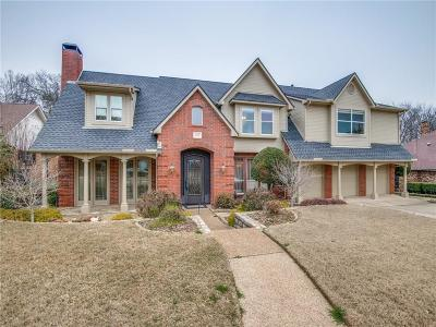 Coppell Single Family Home Active Kick Out: 620 E Bethel School Road