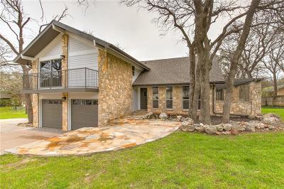 Granbury Single Family Home For Sale: 2100 Boca Vista Drive