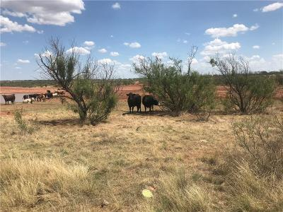 Baylor County Farm & Ranch For Sale: Tbd Us Highway277/82 Highway