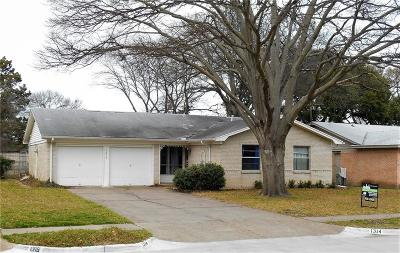 Richardson  Residential Lease For Lease: 1314 Belaire Drive