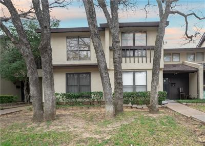Irving Townhouse For Sale: 528 Campana Court