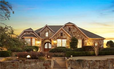 Lewisville Single Family Home Active Option Contract: 2622 Sir Gawain Lane