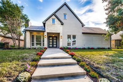 Single Family Home For Sale: 6930 Robin Willow Drive