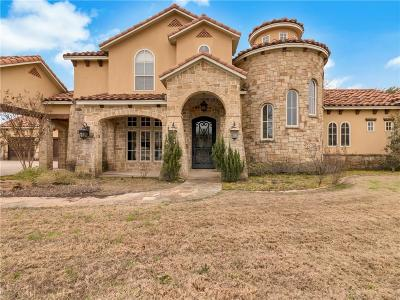 Fort Worth Single Family Home For Sale: 12809 Portifino Street