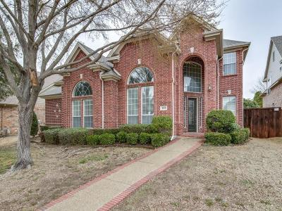 Garland Single Family Home For Sale: 509 Green Apple Drive
