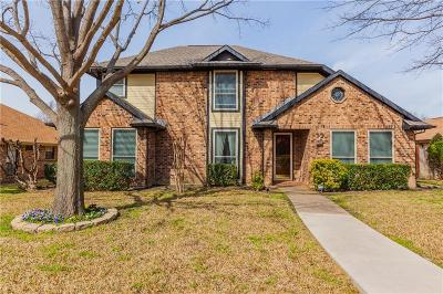 Carrollton Single Family Home For Sale: 3713 Bishop Hill Drive