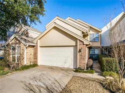 Plano Townhouse Active Option Contract: 1432 Earlshire Place