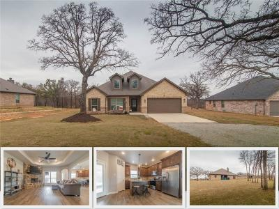 Springtown Single Family Home For Sale: 9191 Old Springtown Road