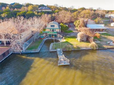 Parker County, Tarrant County, Hood County, Wise County Single Family Home For Sale: 4319 Resort Drive