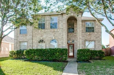 Garland Single Family Home For Sale: 4430 Stirling Drive