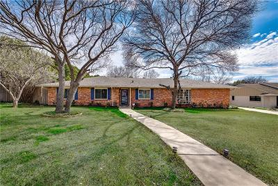 Single Family Home For Sale: 3668 Whitehall Drive