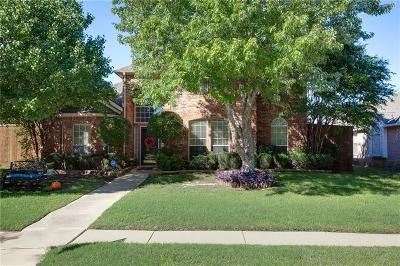 Single Family Home For Sale: 1404 Grapevine Creek Drive