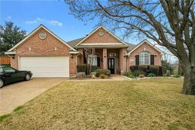 Coppell Single Family Home Active Option Contract: 621 Gifford Court