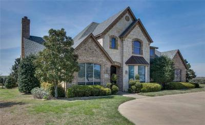 Forney Single Family Home Active Contingent: 13099 Clearview Drive
