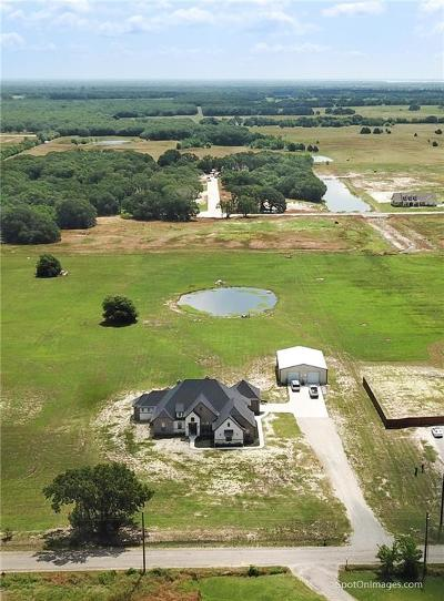 Royse City Single Family Home For Sale: 5839 County Road 2560