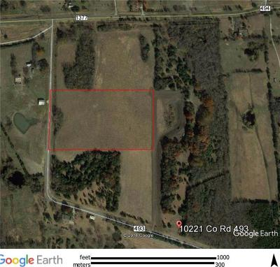 Collin County Farm & Ranch For Sale: 10221 County Rd 493