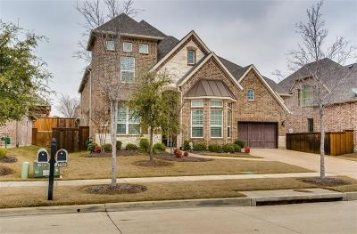 Frisco Single Family Home For Sale: 1360 Horse Creek Drive