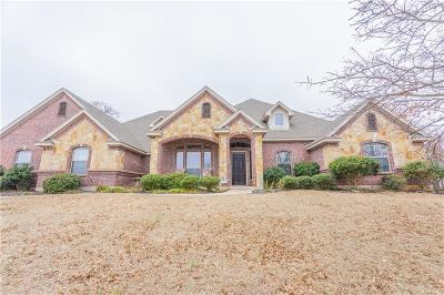 Weatherford Single Family Home For Sale: 205 Bishop Drive