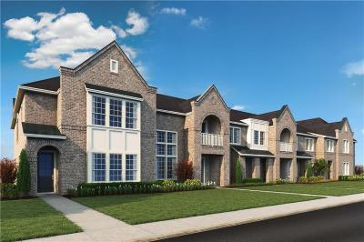 Carrollton Townhouse Active Contingent: 4865 Paddock Trail
