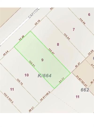 Dallas Single Family Home For Sale: 4322 Capitol Avenue