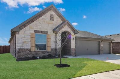 Weatherford Single Family Home For Sale: 2521 Silver Fox