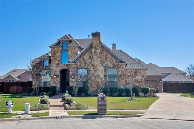 Keller Single Family Home Active Option Contract: 2029 Lewis Crossing Court