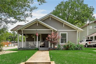 Single Family Home For Sale: 5458 Willis Avenue