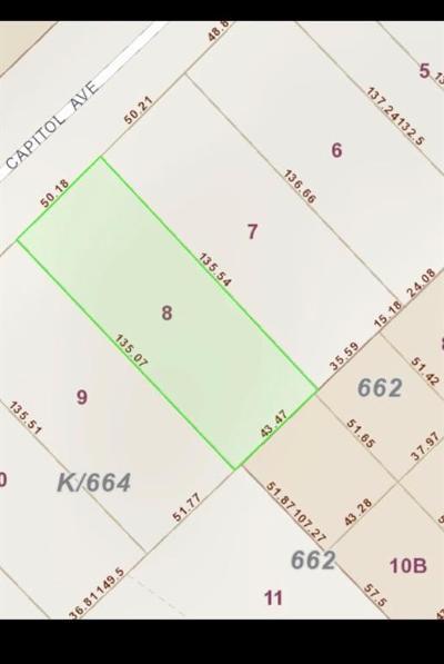 Dallas Single Family Home For Sale: 4326 Capitol Avenue