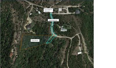 Aledo Residential Lots & Land For Sale: 2 Ac Quail Ridge Road