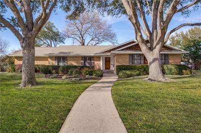 Dallas Single Family Home For Sale: 4057 Northaven Road