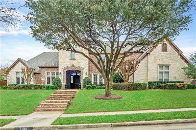 McKinney Single Family Home For Sale: 7401 Round Hill Road