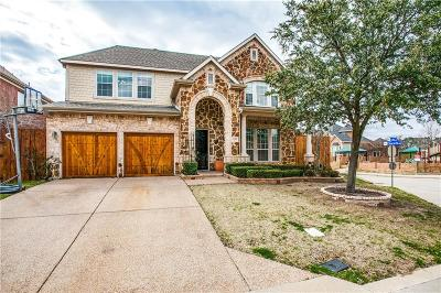 Richardson Single Family Home For Sale: 800 Lotus Drive