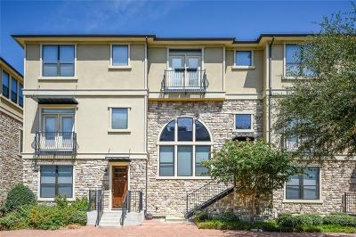 Plano Townhouse For Sale: 5737 Lois Lane