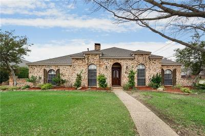 Garland Single Family Home For Sale: 514 Willowcrest Drive