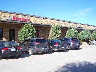 Weatherford Commercial Lease For Lease: 1115 Fort Worth Highway