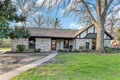 Parker County Single Family Home For Sale: 312 E Columbia Street