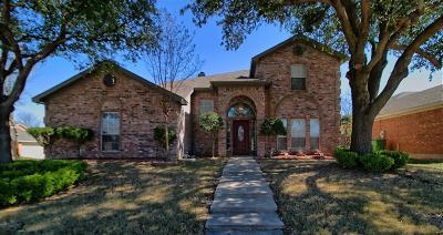 Single Family Home For Sale: 7420 Marsarie Court