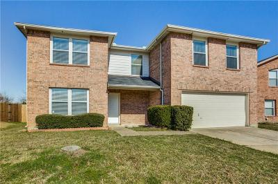McKinney Single Family Home Active Option Contract: 2816 High Pointe Boulevard
