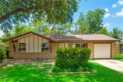 Mesquite Single Family Home For Sale: 3205 Edgebrook Drive