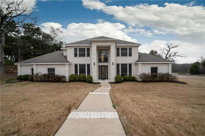 Cedar Hill Single Family Home Active Contingent: 1705 Wind Haven Court