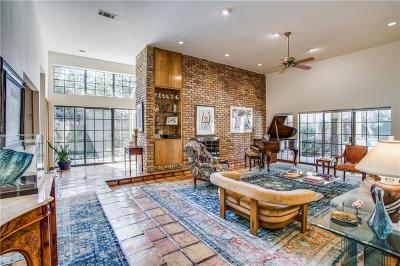 Dallas, Fort Worth Single Family Home For Sale: 11219 Saint Judes Drive