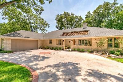 Granbury Single Family Home Active Option Contract: 8920 Brierfield Road