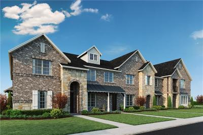 Flower Mound Townhouse For Sale: 1355 Casselberry Drive