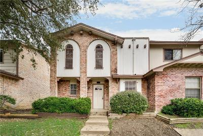 Arlington Townhouse Active Option Contract: 2310 Long Ridge Lane