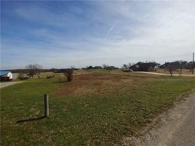 Azle Residential Lots & Land Active Option Contract: 218 Jennings Lane