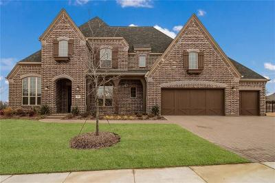 Prosper Single Family Home For Sale: 3391 Briarcliff Drive